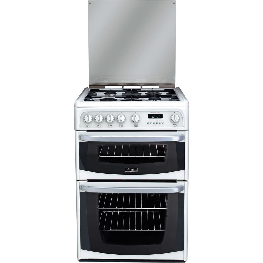 Hotpoint Double Cooker CH60GCIW : discover the specifications of our home appliances and bring the innovation into your house and family.
