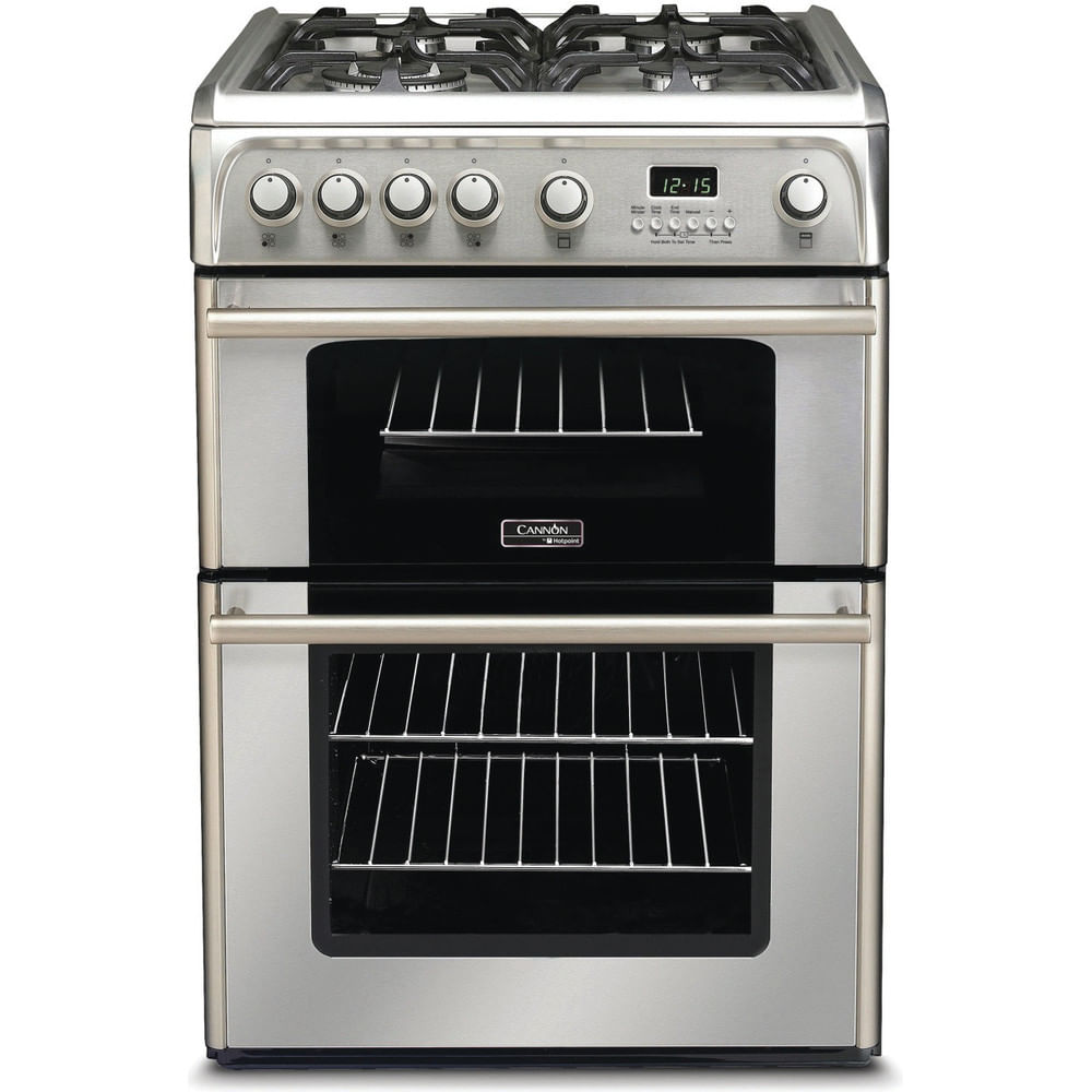 Hotpoint Double Cooker CH60GPXF : discover the specifications of our home appliances and bring the innovation into your house and family.