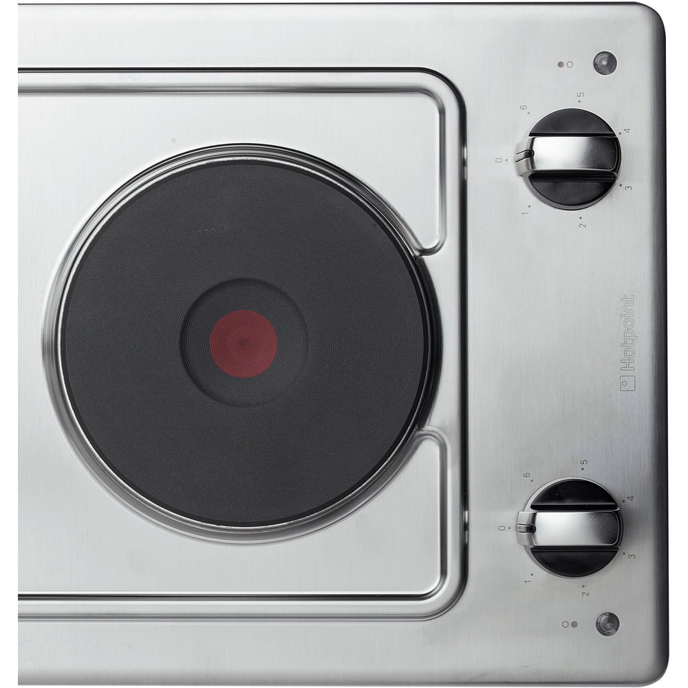Hotpoint Electric Hob E320SKIX : discover the specifications of our home appliances and bring the innovation into your house and family.