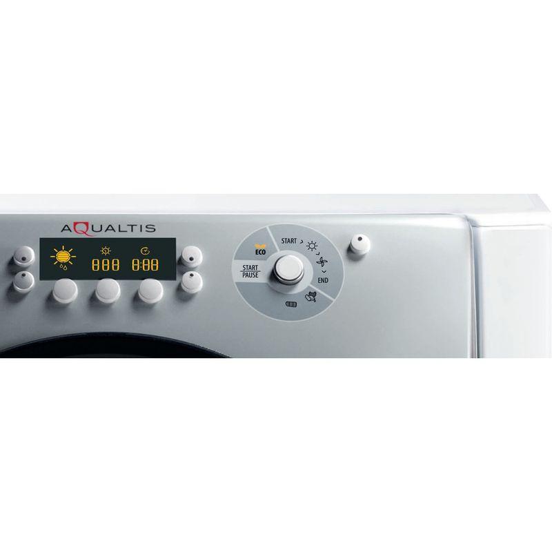 Hotpoint-Dryer-AQC9-BF7-E1--UK--White-Control-panel