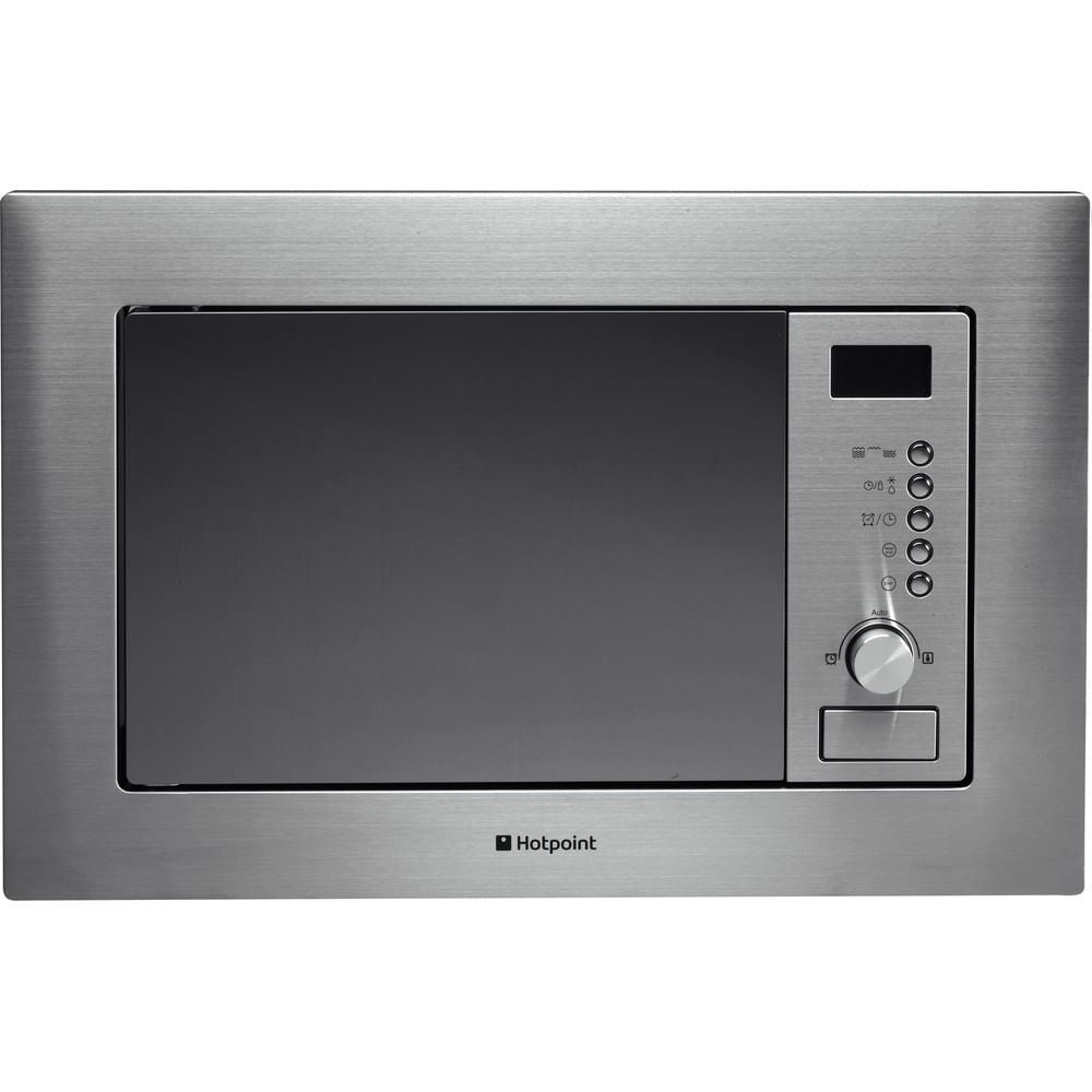 Hotpoint Built in Microwave oven MWH 122.1 X : discover the specifications of our home appliances and bring the innovation into your house and family.