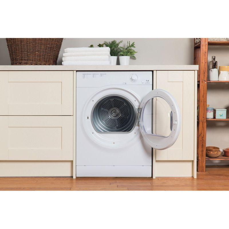 Hotpoint-Dryer-TVFM-70B-GP--UK--White-Lifestyle-frontal-open