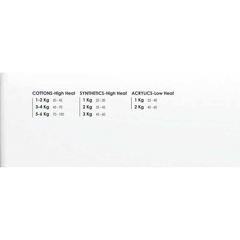 Hotpoint-Dryer-TVFM-70B-GP--UK--White-Program