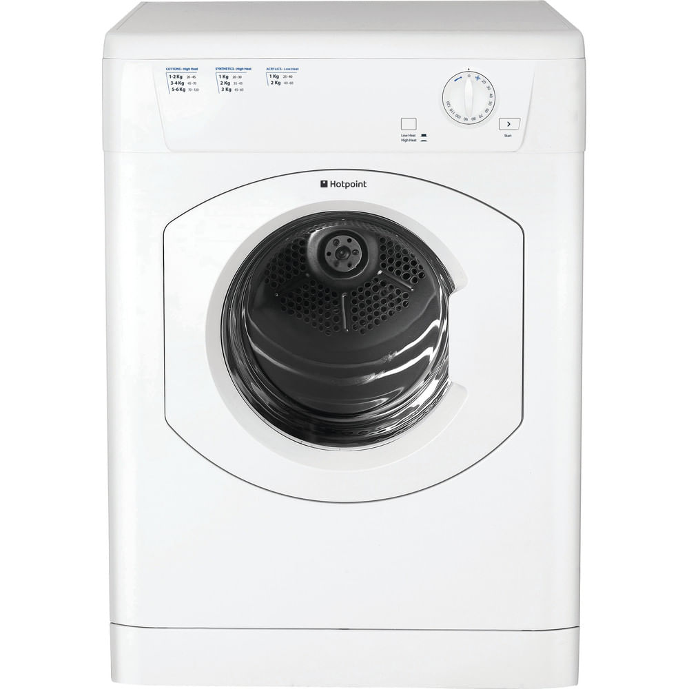 Hotpoint Freestanding tumble dryer FETV 60C P (UK) : discover the specifications of our home appliances and bring the innovation into your house and family.