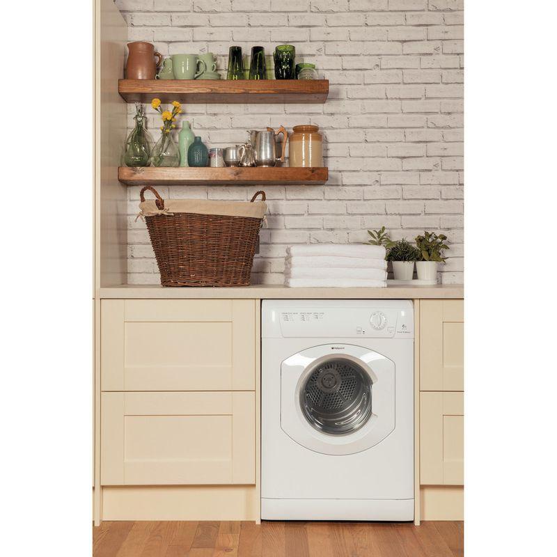 Hotpoint-Dryer-FETV-60C-P--UK--White-Lifestyle-frontal