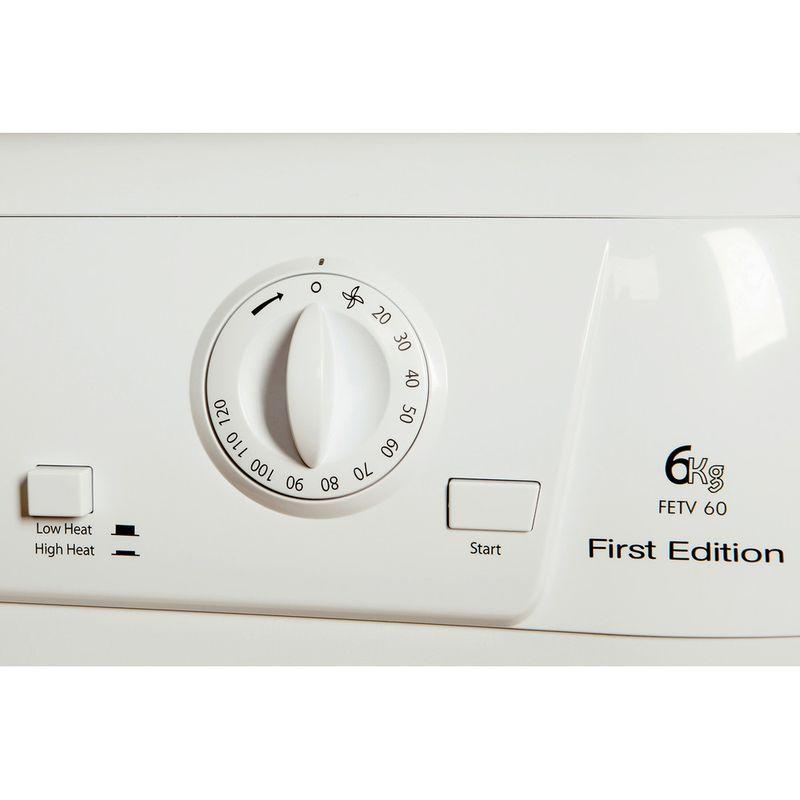 Hotpoint-Dryer-FETV-60C-P--UK--White-Control-panel