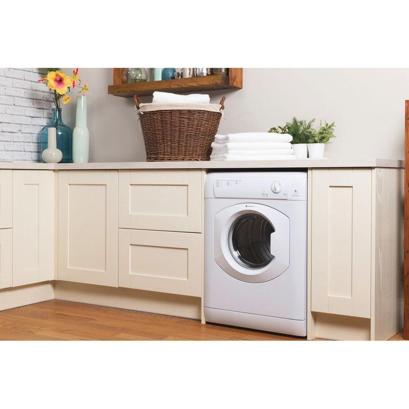 Hotpoint-Dryer-TVHM-80C-P--UK--White-Lifestyle-perspective