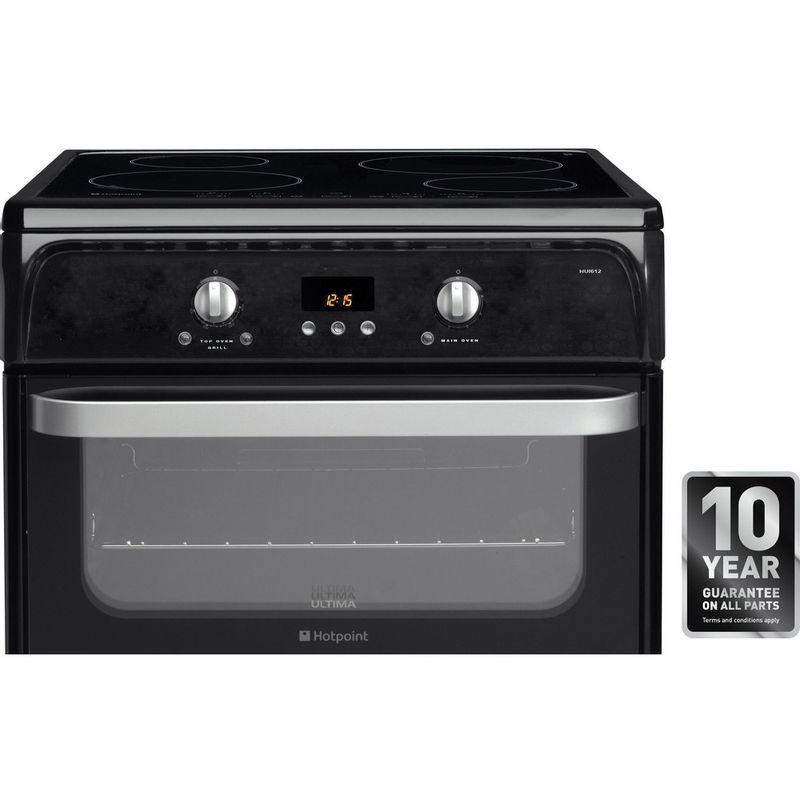 Hotpoint-Double-Cooker-HUI612-K-Black-A-Vitroceramic-Award