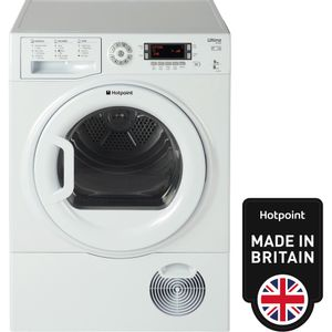 Hotpoint Ultima S-Line SUTCD 97B 6PM Tumble Dryer - White