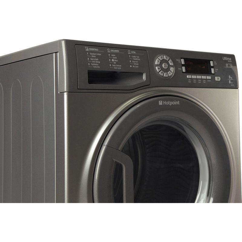 Hotpoint-Dryer-SUTCD-97B-6GM--UK--Graphite-Lifestyle-detail