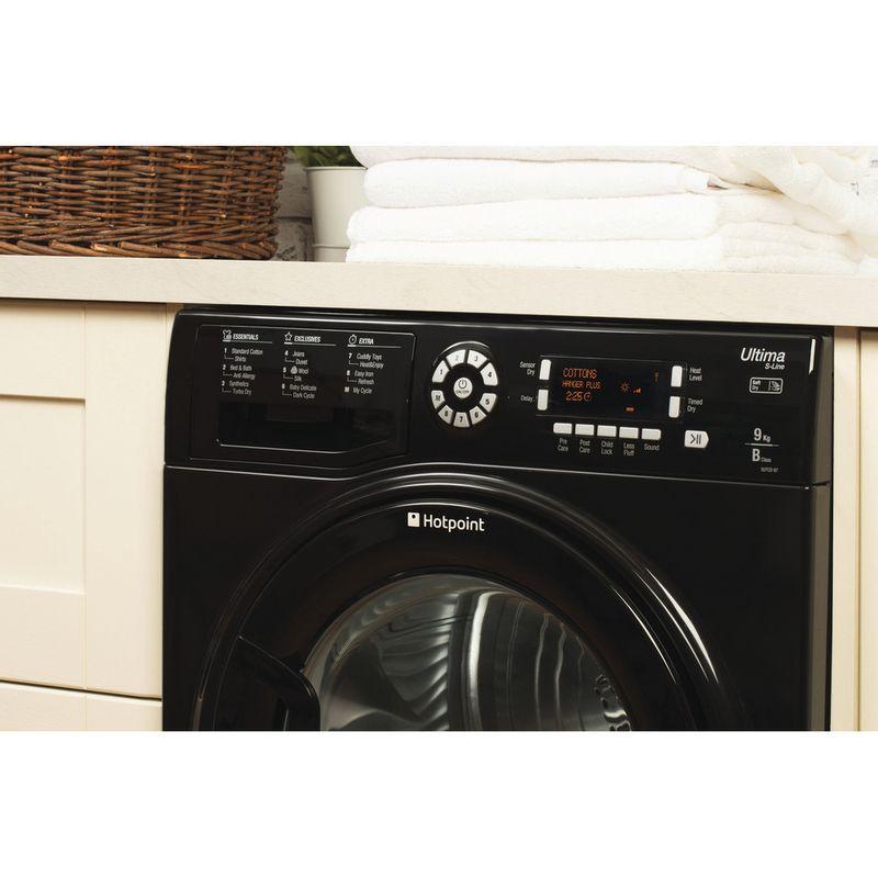 Hotpoint-Dryer-SUTCD-97B-6KM--UK--Black-Lifestyle_Control_Panel