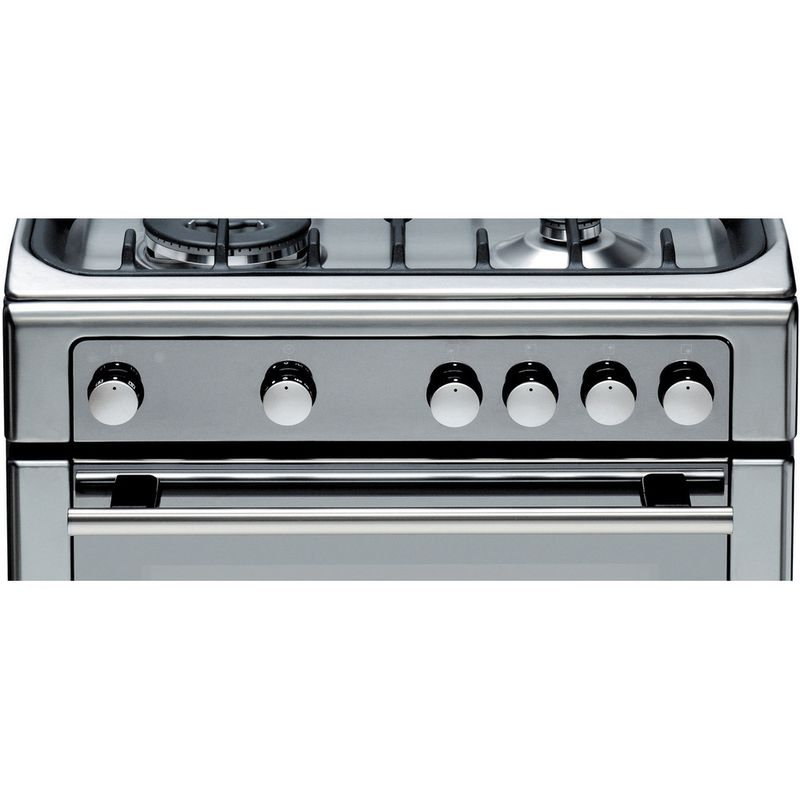 Hotpoint-Cooker-DHG65SG1CX-Inox-Lifestyle-control-panel