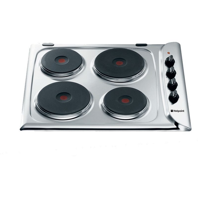 Hotpoint-HOB-E604X-Inox-Solid-Plate-Frontal-top-down