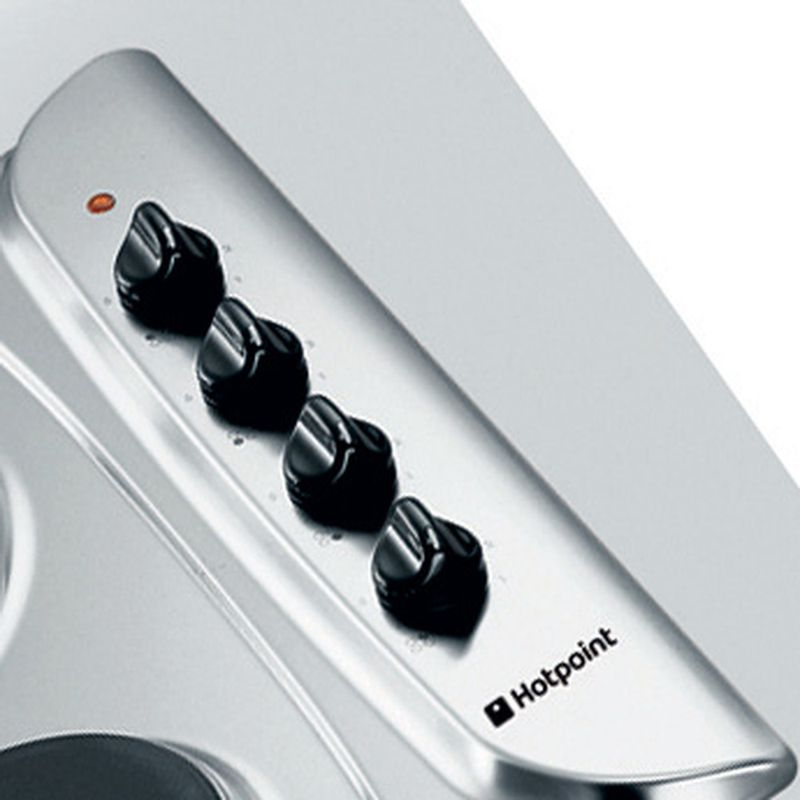 Hotpoint-HOB-E604X-Inox-Solid-Plate-Control-panel