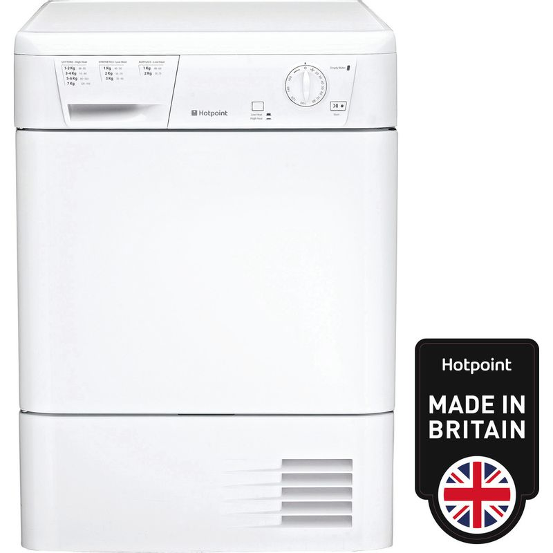 Hotpoint-Dryer-FETC-70B-P--UK--White-Frontal