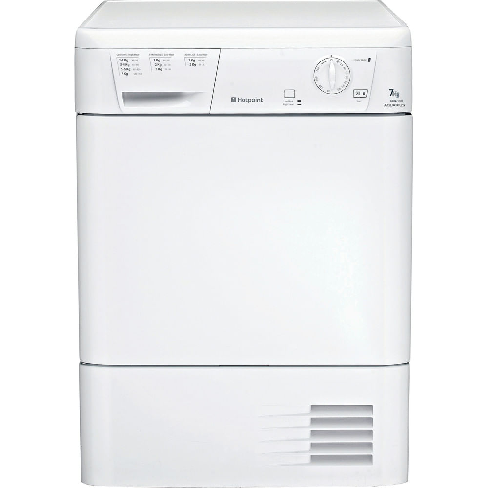 Hotpoint Freestanding tumble dryer CDN 7000B P (UK) : discover the specifications of our home appliances and bring the innovation into your house and family.