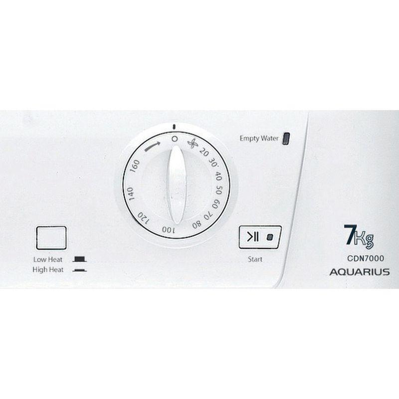 Hotpoint-Dryer-CDN-7000B-P--UK--White-Control-panel