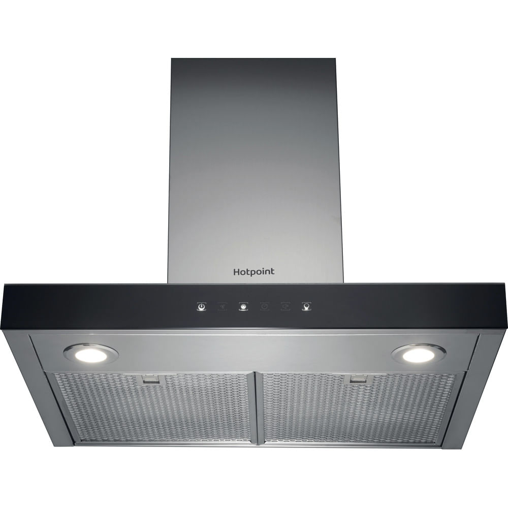 Hotpoint Cooker hood PHBS6.8FLTIX : discover the specifications of our home appliances and bring the innovation into your house and family.