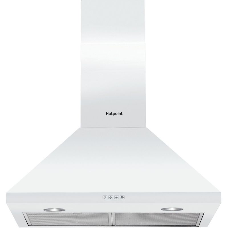 Hotpoint-HOOD-Built-in-PHPC-6.4F-AM-W-White-Wall-mounted-Mechanical-Frontal