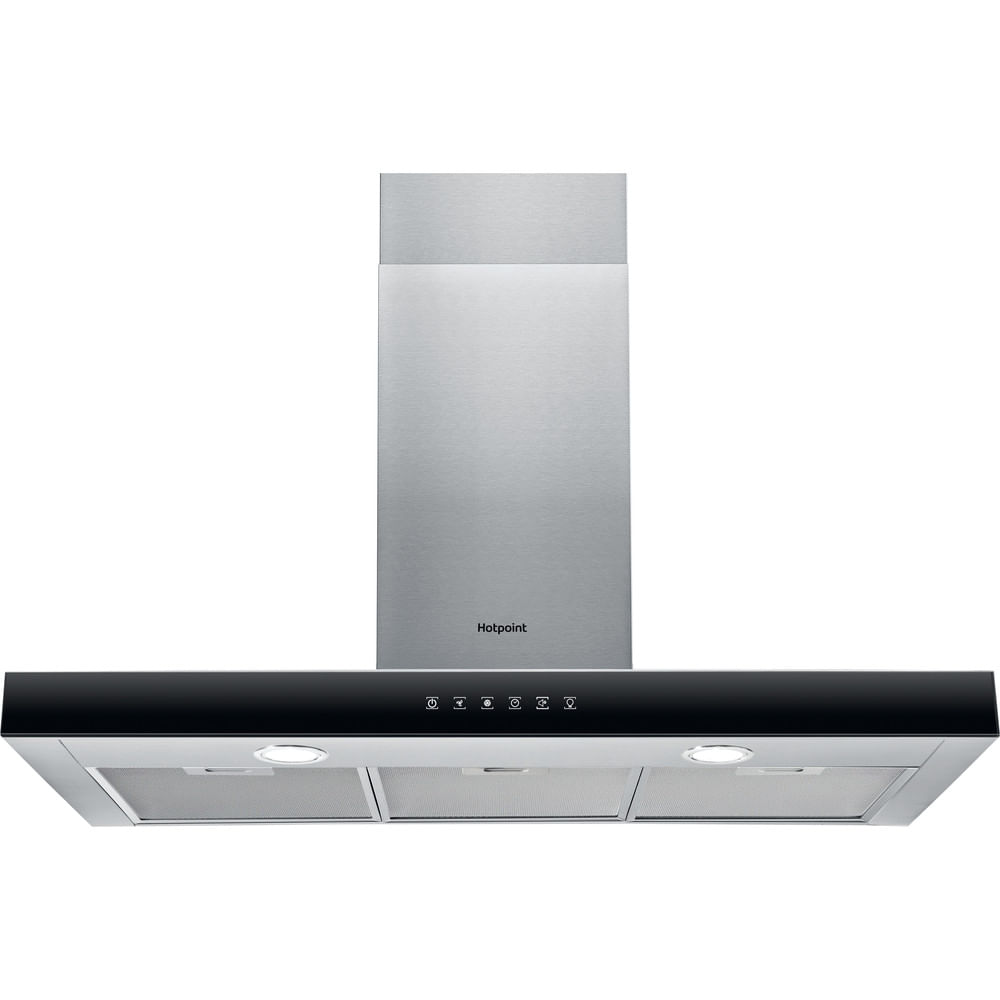 Hotpoint Cooker hood PHBS9.8FLTIX : discover the specifications of our home appliances and bring the innovation into your house and family.