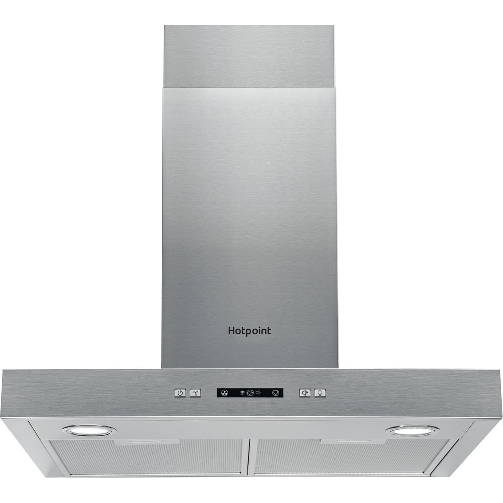 Hotpoint Cooker hood PHBS6.7FLLIX : discover the specifications of our home appliances and bring the innovation into your house and family.