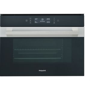 Hotpoint built in electric oven: inox