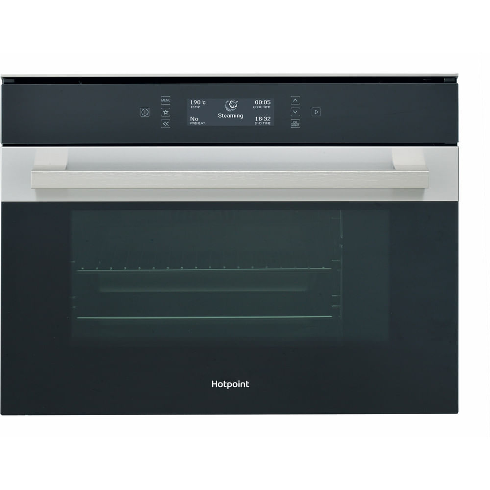 Hotpoint Built in Oven MS 998 IX H : discover the specifications of our home appliances and bring the innovation into your house and family.
