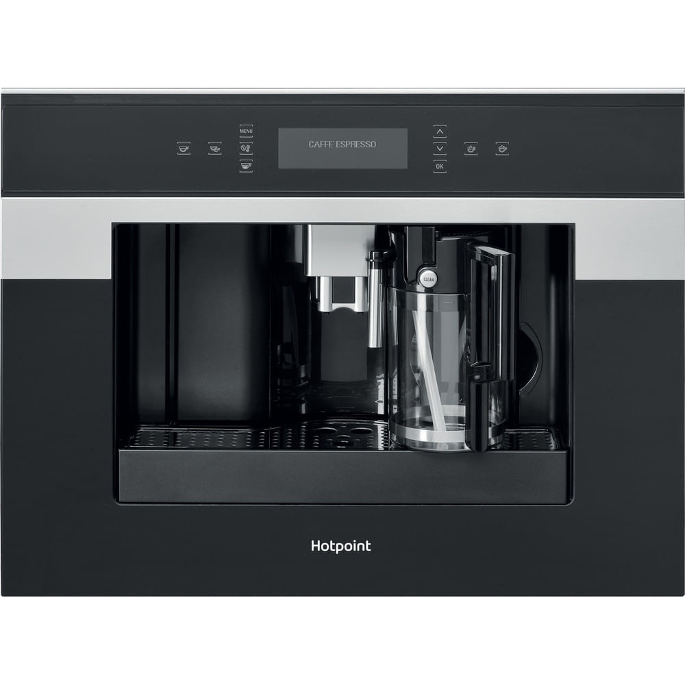Hotpoint Coffee Machine CM 9945 H : discover the specifications of our home appliances and bring the innovation into your house and family.