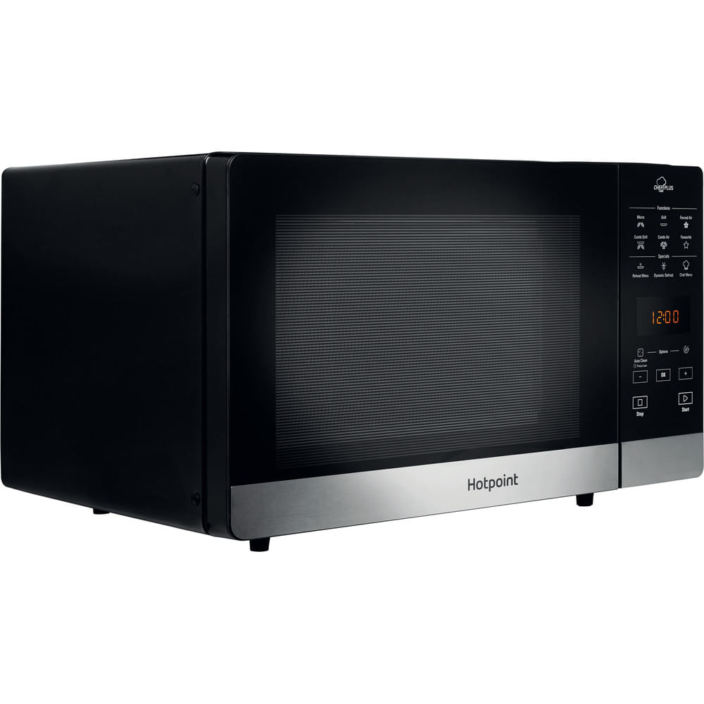 Hotpoint Freestanding Microwave oven MWH 2734 B : discover the specifications of our home appliances and bring the innovation into your house and family.