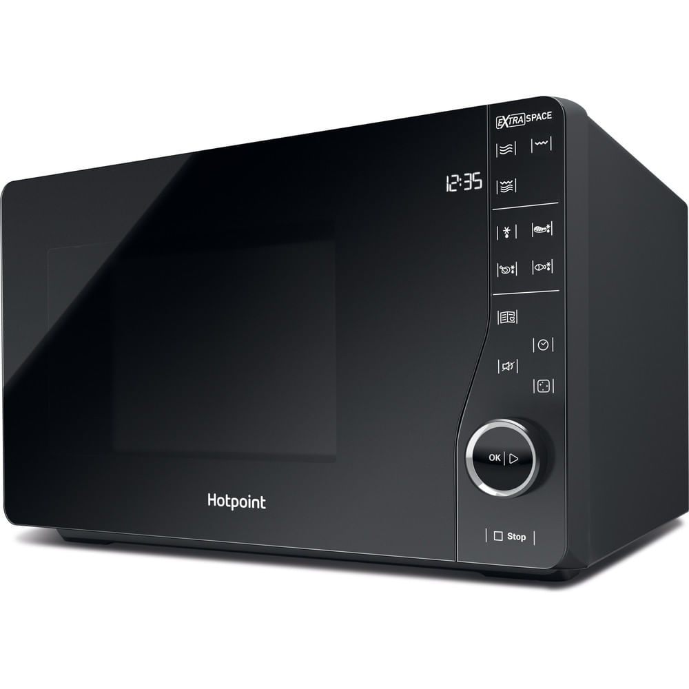 Hotpoint Freestanding Microwave oven MWH 2622 MB : discover the specifications of our home appliances and bring the innovation into your house and family.