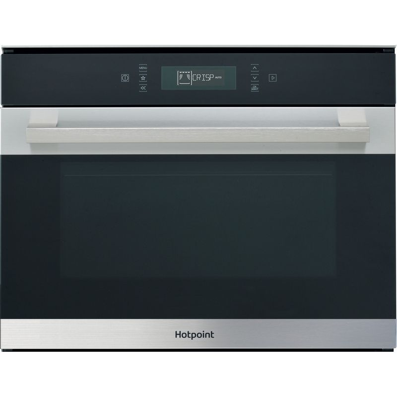 Hotpoint-Microwave-Built-in-MP-776-IX-H-Stainless-steel-Electronic-40-MW-Combi-900-Frontal