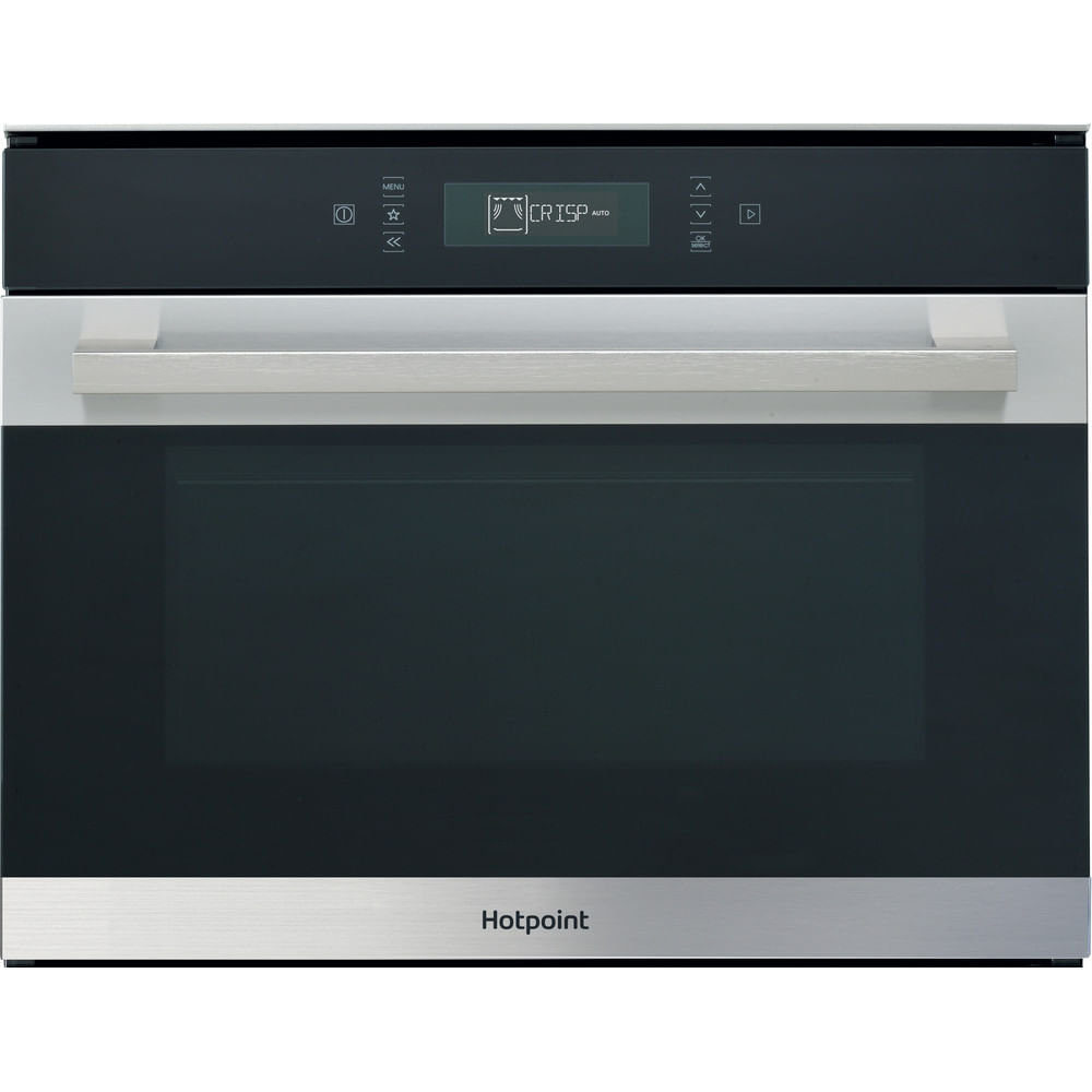 Hotpoint Built in Microwave oven MP 776 IX H : discover the specifications of our home appliances and bring the innovation into your house and family.