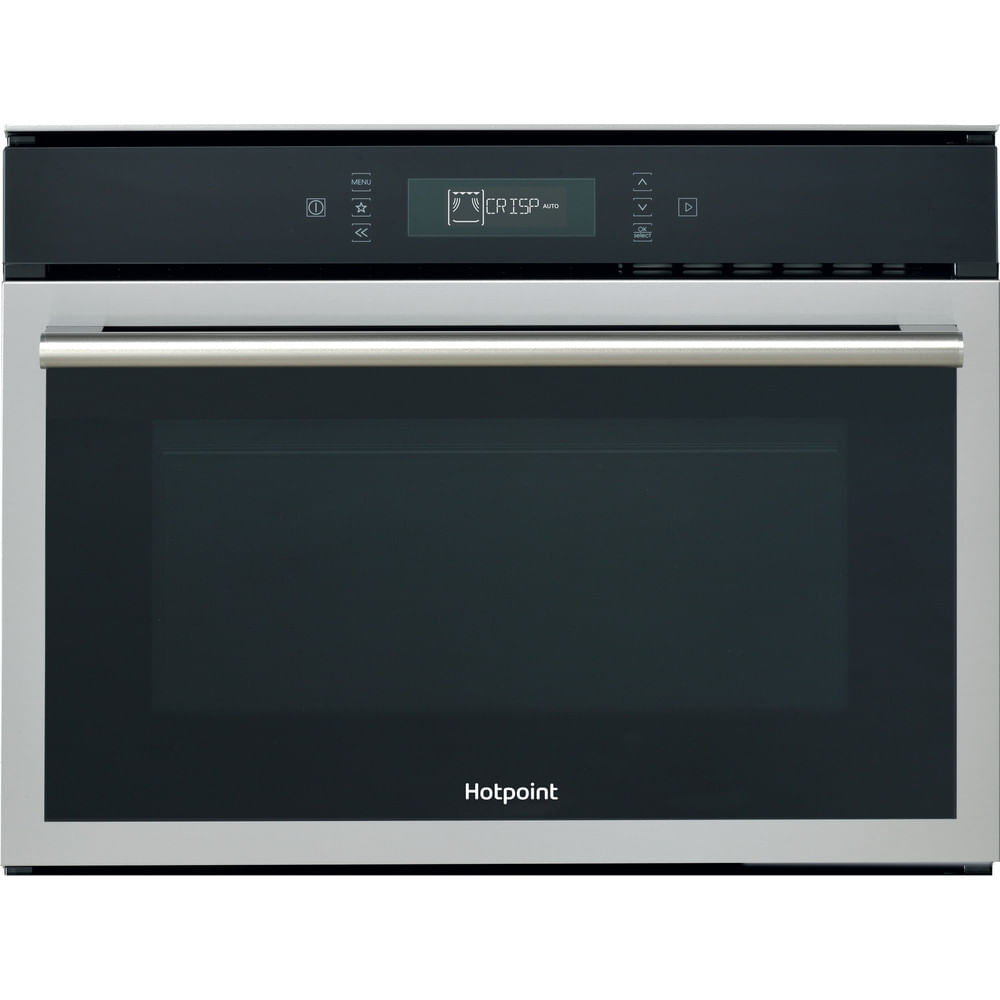 Hotpoint Built in Microwave oven MP 676 IX H : discover the specifications of our home appliances and bring the innovation into your house and family.