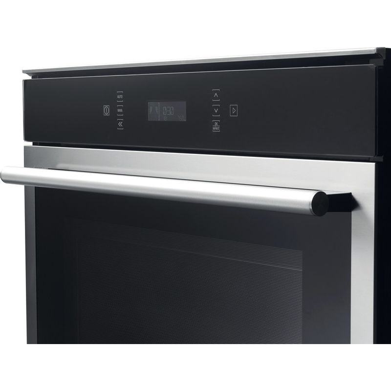 Hotpoint-Microwave-Built-in-MP-676-IX-H-Stainless-steel-Electronic-40-MW-Combi-900-Lifestyle-control-panel
