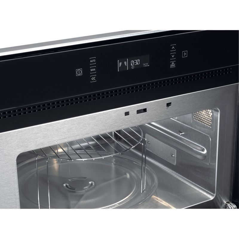 Hotpoint-Microwave-Built-in-MP-676-IX-H-Stainless-steel-Electronic-40-MW-Combi-900-Control-panel