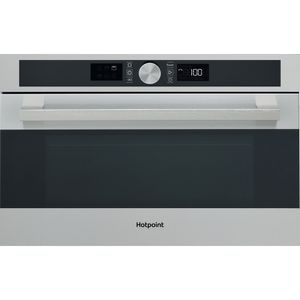 Hotpoint Class 5 MD 554 IX H Built-in Microwave - Stainless Steel