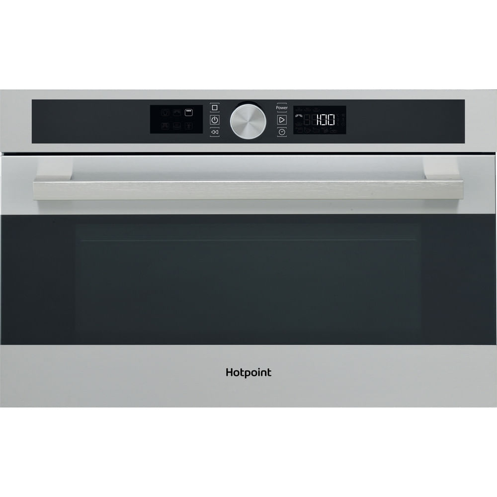 Hotpoint Built in Microwave oven MD 554 IX H : discover the specifications of our home appliances and bring the innovation into your house and family.