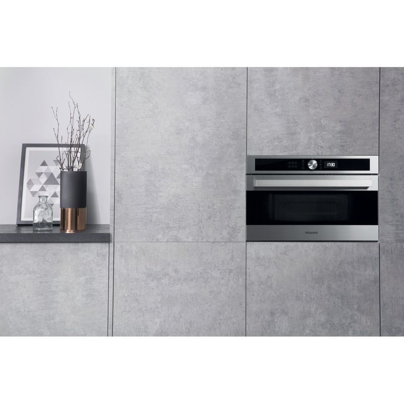 Hotpoint-Microwave-Built-in-MD-554-IX-H-Stainless-steel-Electronic-31-MW-Grill-function-1000-Lifestyle-frontal