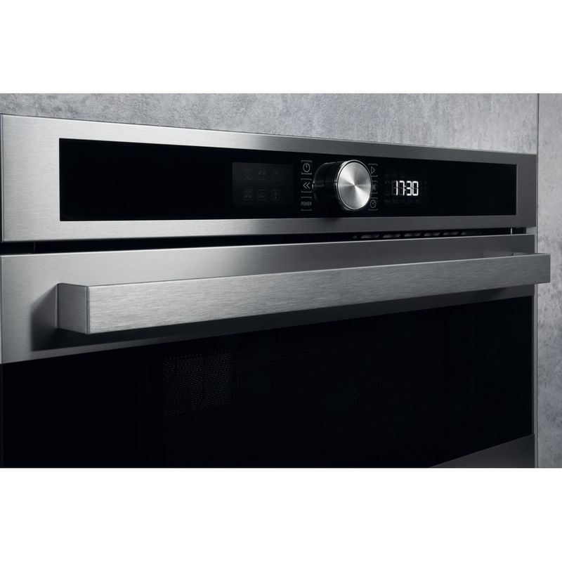 Hotpoint-Microwave-Built-in-MD-554-IX-H-Stainless-steel-Electronic-31-MW-Grill-function-1000-Lifestyle-control-panel