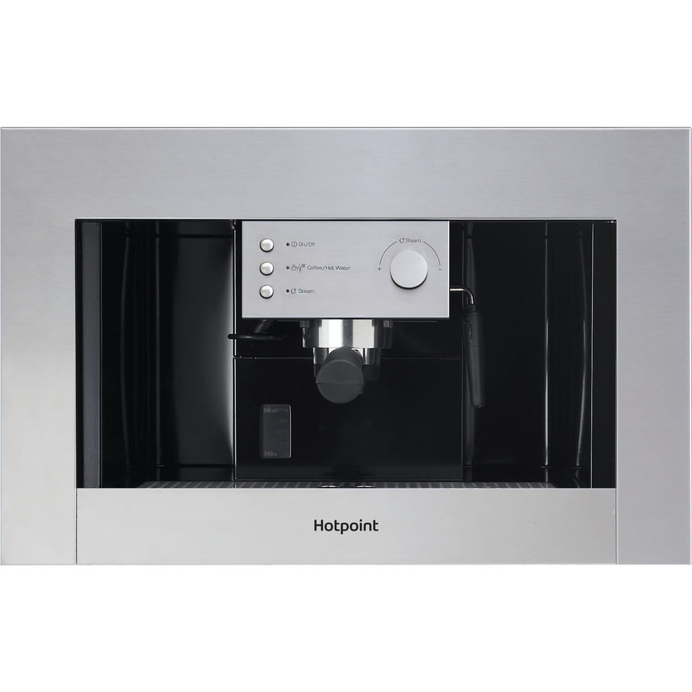 Hotpoint Coffee Machine CM 5038 IX H : discover the specifications of our home appliances and bring the innovation into your house and family.