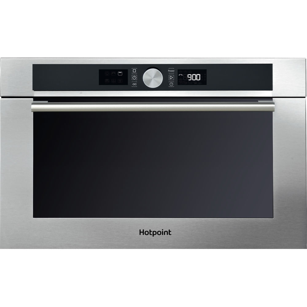 Hotpoint Built in Microwave oven MD 454 IX H : discover the specifications of our home appliances and bring the innovation into your house and family.