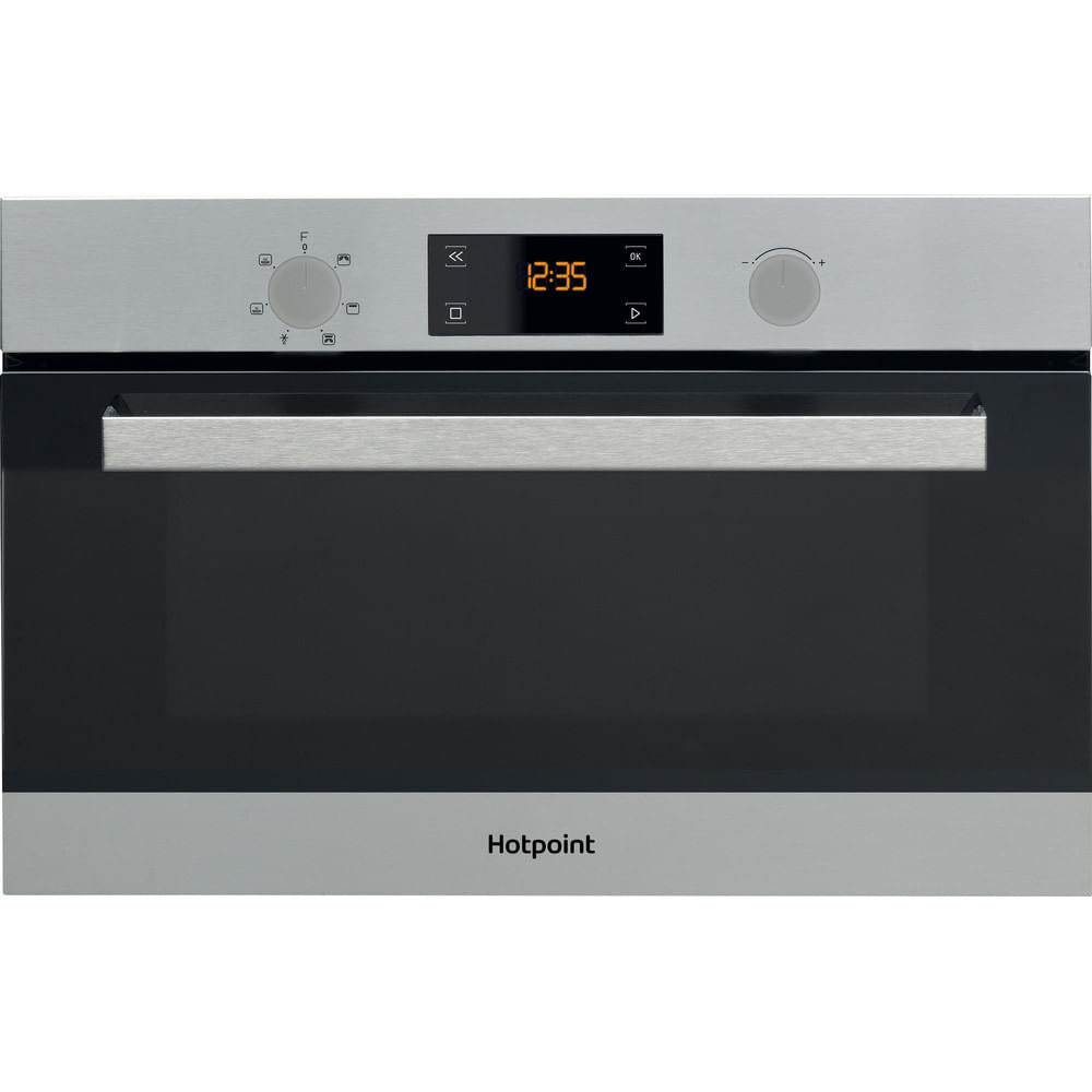 Hotpoint Built in Microwave oven MD 344 IX H : discover the specifications of our home appliances and bring the innovation into your house and family.