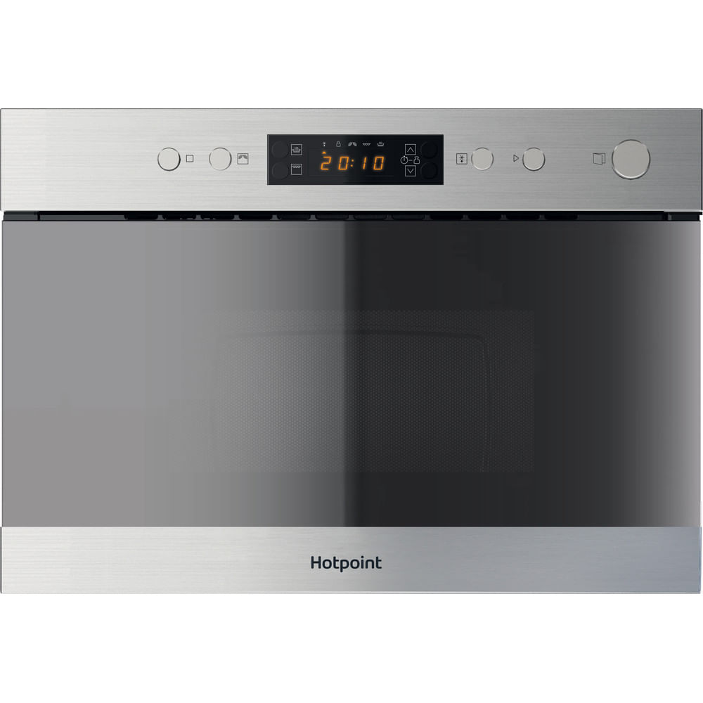 Hotpoint Built in Microwave oven MN 314 IX H : discover the specifications of our home appliances and bring the innovation into your house and family.