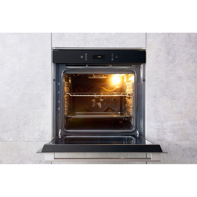 Hotpoint-OVEN-Built-in-SI9-891-SC-IX-Electric-A--Lifestyle-frontal-open