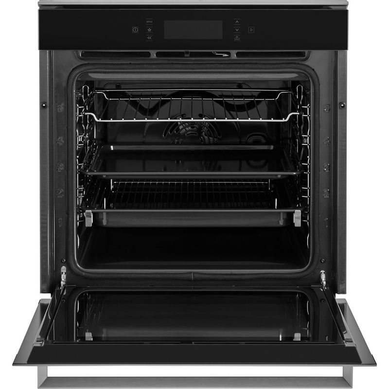 Hotpoint-OVEN-Built-in-SI7-891-SP-IX-Electric-A--Frontal-open