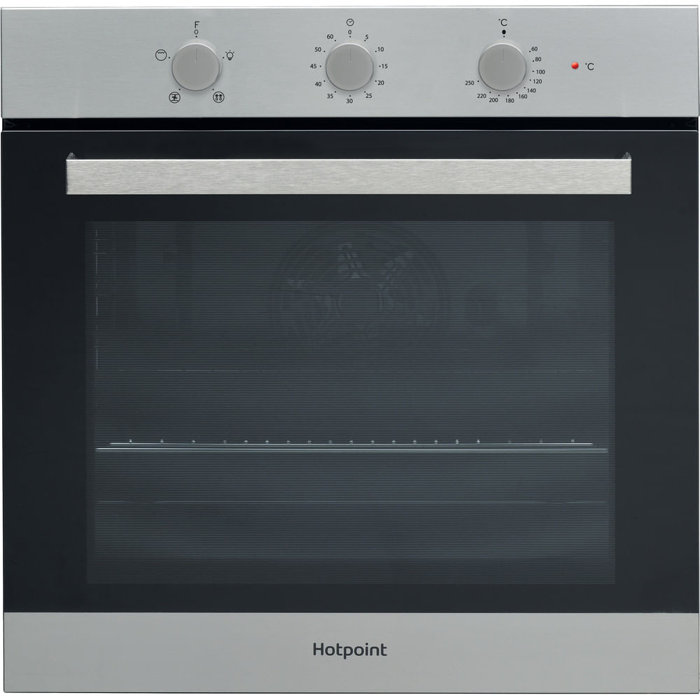 Hotpoint Built in Oven SA3 330 H IX : discover the specifications of our home appliances and bring the innovation into your house and family.