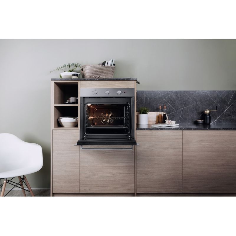 Hotpoint-OVEN-Built-in-SA3-330-H-IX-Electric-A-Lifestyle-frontal-open