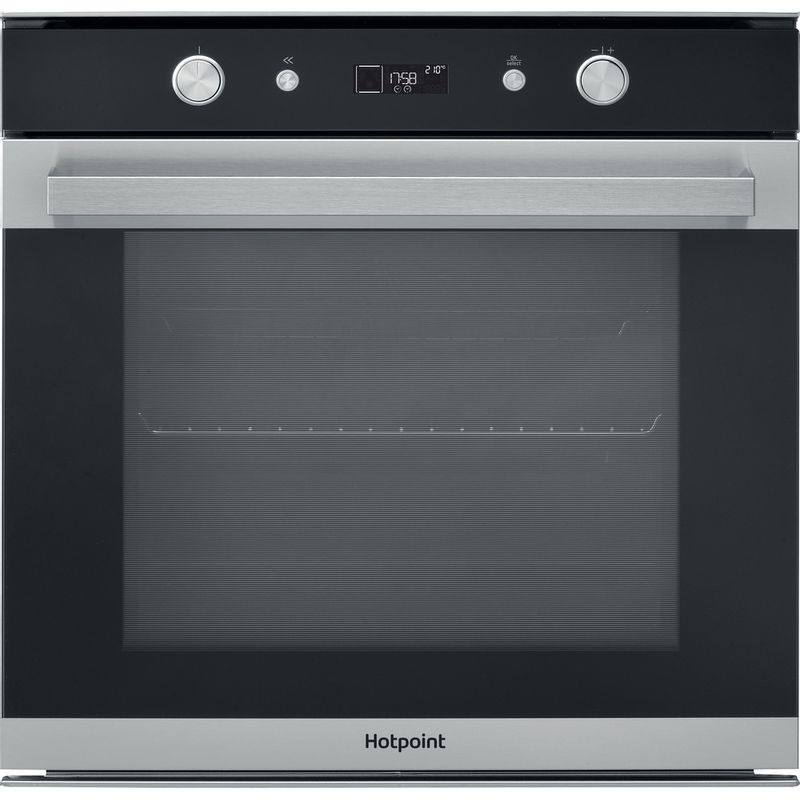 Hotpoint-OVEN-Built-in-SI7-864-SH-IX-Electric-A--Frontal