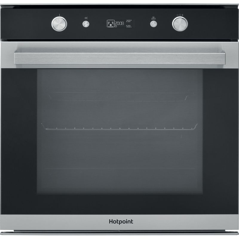 Hotpoint-OVEN-Built-in-SI7-864-SC-IX-Electric-A--Frontal
