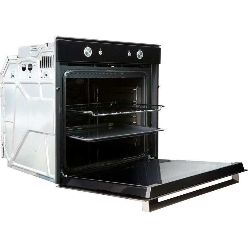 Hotpoint-OVEN-Built-in-SI7-864-SC-IX-Electric-A--Perspective-open
